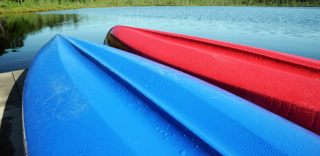 TIMELESS RELAXATION - Kayaking