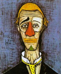 Bernard-Buffet-Head-Of-The-Clown-45276