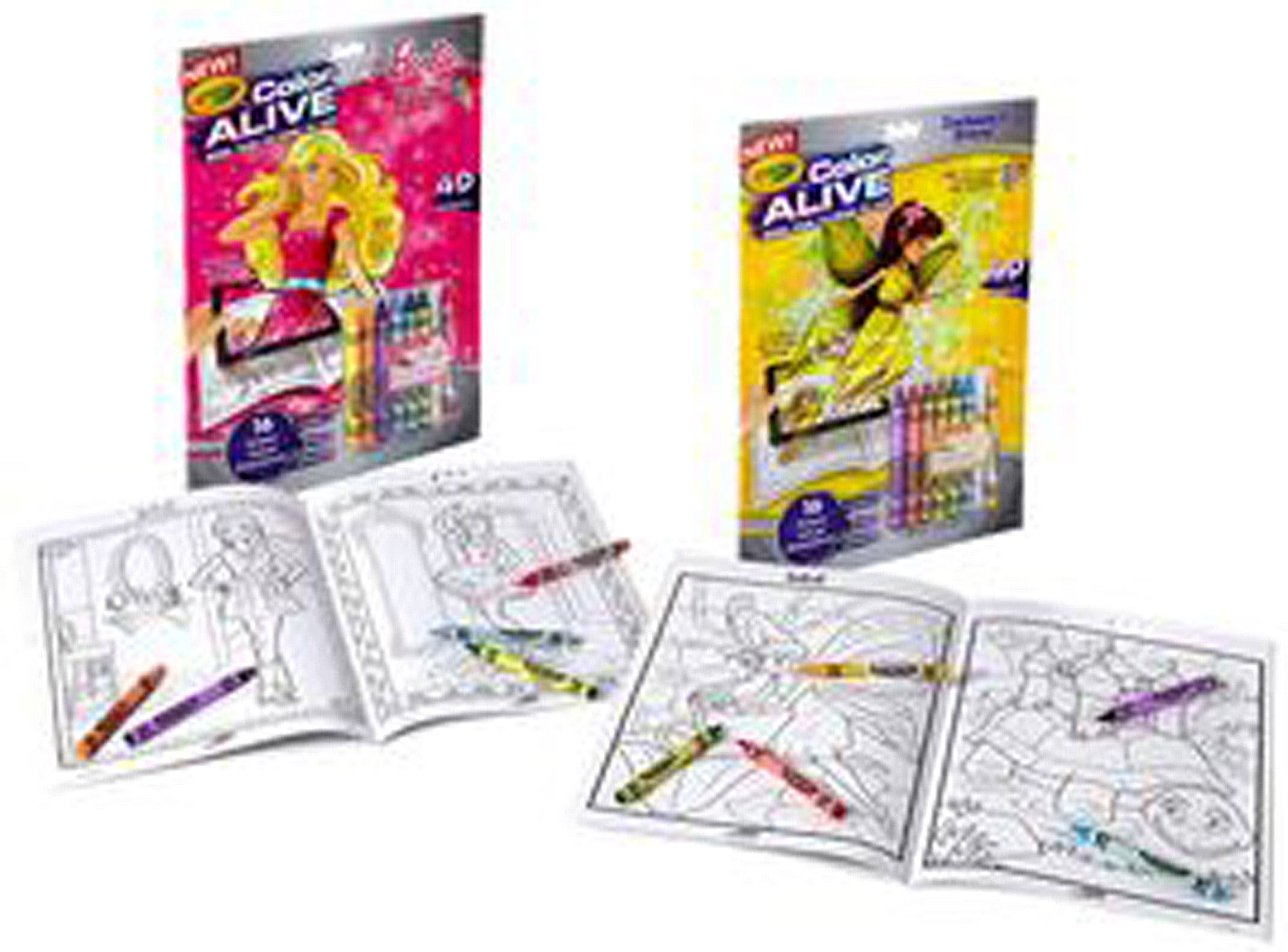Crayola color alive for Crayola color alive action coloring pages mythical creatures