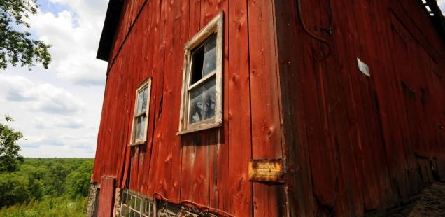 Barn Door Prize