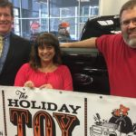 The Holiday Toy Drive