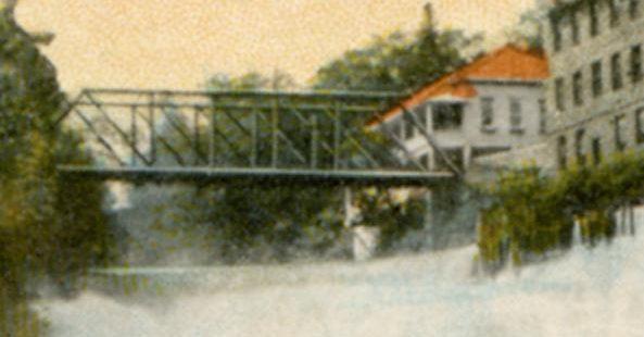 Ghosts in the Hawley Silk Mill