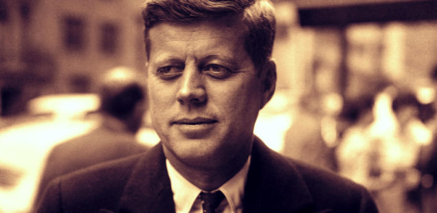 JFK / Mary Pinchot Conspiracy – Sex and LSD in the White House.